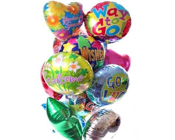 Globos con helio tienda de regalos angels - Gas helio para globos precio ...
